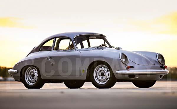 Jerry Seinfeld Porsche 356 Carrera2