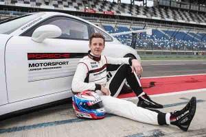 Porsche Junior Dennis Olsen (N), Porsche 911 GT3 Cup