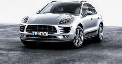 New model year for Macan and Cayenne