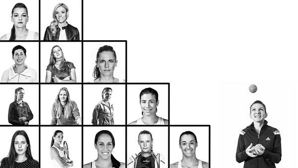 15 faces of tennis