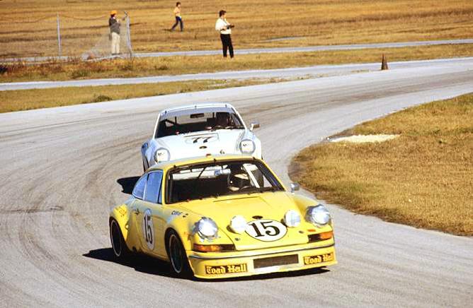 1972 Daytona 24H Tony Adamowicz Michael Keyser
