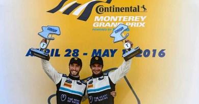 Maiden victory for Porsche GT3 R