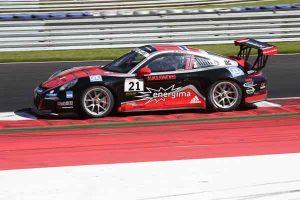 Dennis Olsen (N) Porsche Carrera Cup Deutschland - 03 Spielberg 2016 2016/05/22
