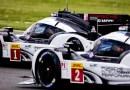 FIA WEC SPA Porsche 919