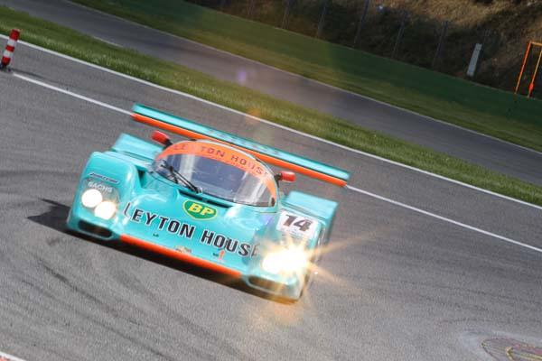 Tommy Dreelan , Aaron Scott / Porsche 962C / Team Celtic Speed