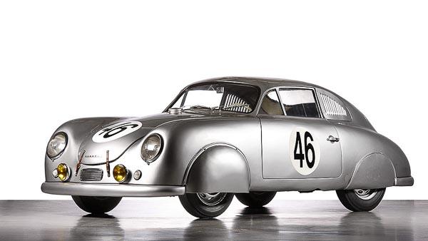 Porsche 356 Gmund SL