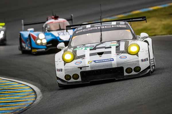 Porsche 911 RSR (91), Porsche Motorsport: Patrick Pilet, Kevin Estre, Nick Tandy