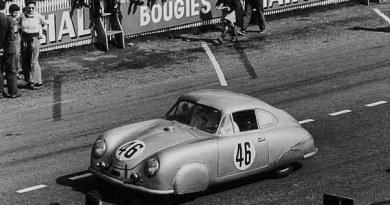 Porsche in Le Mans : Gmund SL
