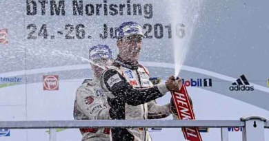 Sven Muller celebrates 7th in a row at the Porsche Carrera Cup Deutschland : Norisring
