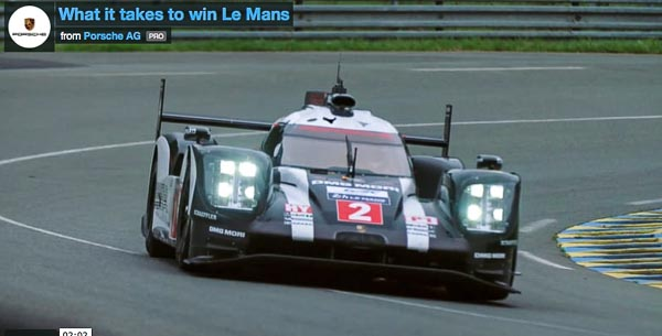 What it takes to win Le Mans