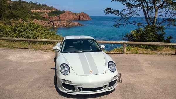 Porsche 911 Sport Classic in Cannes, SC-Tour 2016