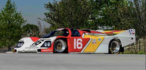 Porsche 962-122