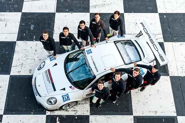 Porsche One Make Race Series