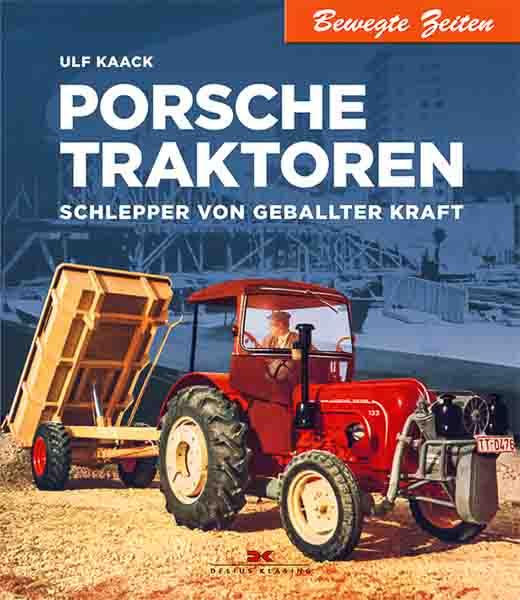 Porsche Traktoren Book Cover