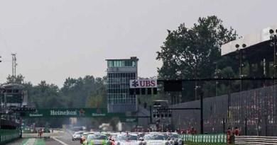 Start Porsche Mobil 1 Supercup Monza Italy