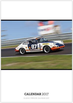 Classic Porsche Calendar 2017