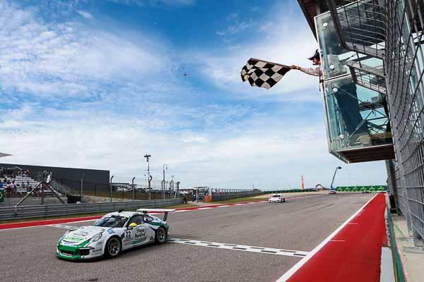 Mathieu Jaminet (F) Porsche Mobil 1 Supercup Austin 2016
