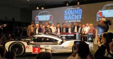 Porsche Sound Nacht 2016