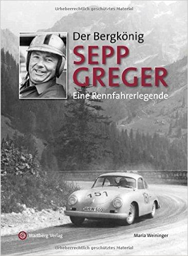 Sepp Greger - der Bergkönig Book Cover
