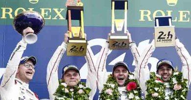 FIA WEC LMP1 Porsche Worldchampion 2016