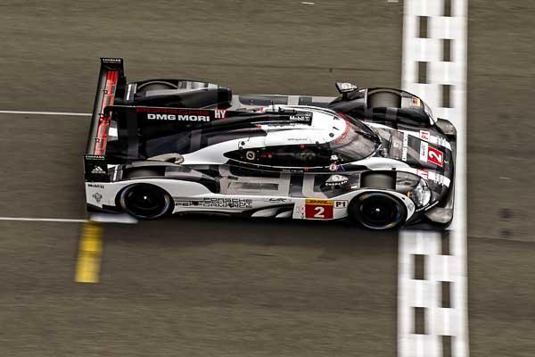 Nürburgring (D) 2016: Porsche 919 Hybrid, Porsche Team: Romain Dumas, Neel Jani, Marc Lieb