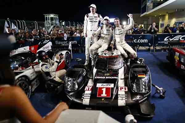 Austin (USA) 2016: Porsche 919 Hybrid, Porsche Team: Brendon Hartley, Mark Webber, Timo Bernhard