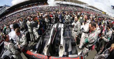 FIA WEC Bahrain Facts and figures