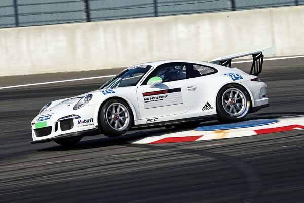 Matt Campbell and Thomas Preining are the new Porsche juniors