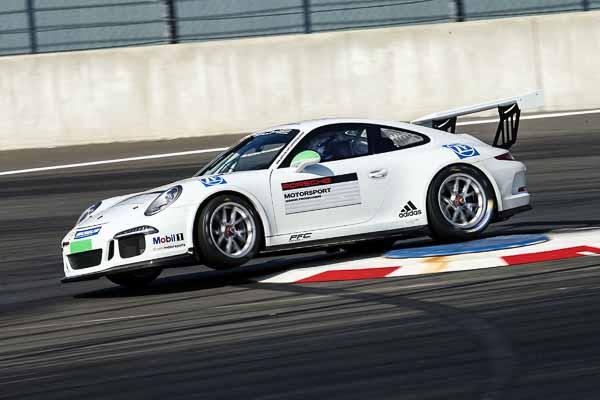 Matt Campbell and Thomas Preining are the new Porsche juniors