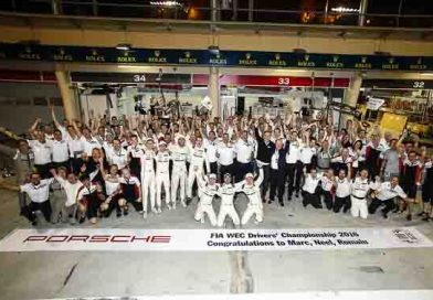 The Le Mans winners are the new World Champions