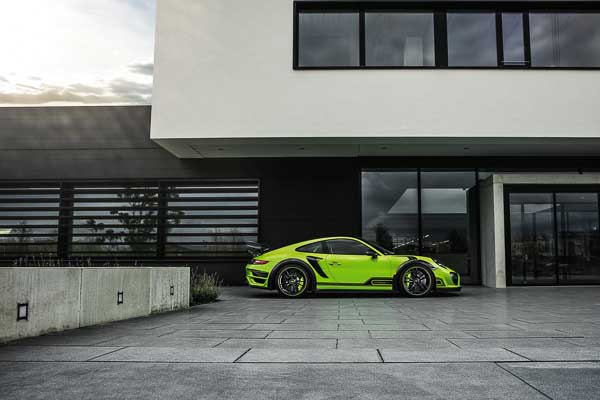 The New TechArt GTStreet R