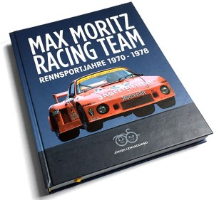 Max Moritz Racing Team Book Cover