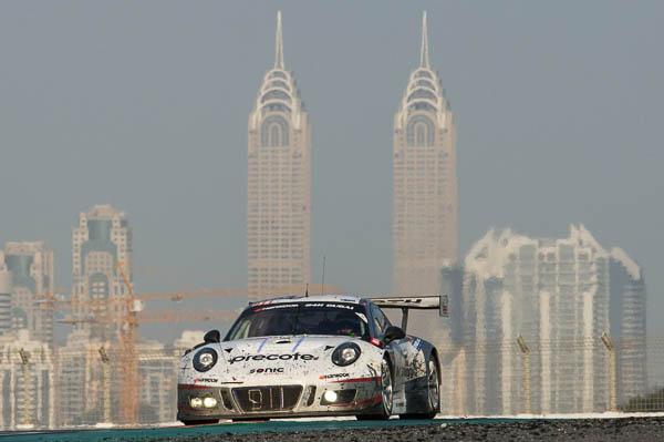 Porsche 911 GT3 R, Herberth Motorsport: Brendon Hartley, Robert Renauer, Daniel Allemann, Ralf Bohn, Alfred Renauer