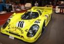 2017 Retromobile Paris Porsche 917K81 , ex Bob Wollek Le Mans 24H 1981