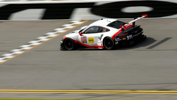 Gianmaria Bruni new Porsche factory driver