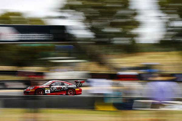 Porsche 911 GT3 Cup, Grove Motorsport (4): Stephen Grove, Ben Barker, Alexandre Imperatori,