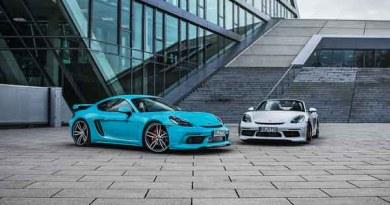 TECHART for Porsche 718 Boxster and Porsche 718 Cayman