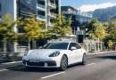 World premiere Geneva Motor Show Porsche Panamera 4 E-Hybrid Sport Turismo