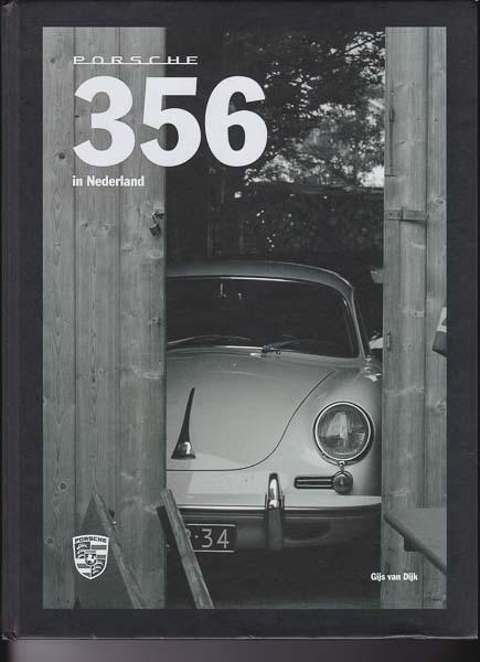 Porsche 356 in Nederland Book Cover