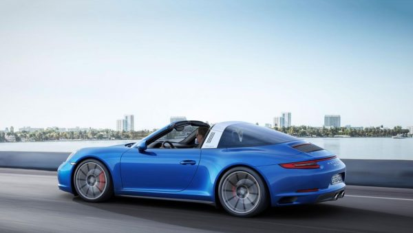 Comprehensive innovations for all Porsche model lines