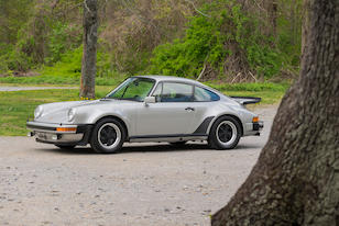 The Porsches at Bonhams Auction at Greenwich Concours d'elegance
