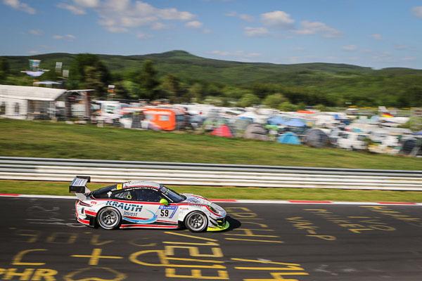 2017 Nurburgring 24h - 911 GT3 R (59), Manthey Racing- Sven Müller, Hari Proczyk, Randy Walls, Steve Smith