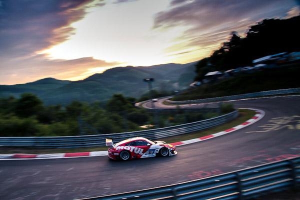 911 GT3 R (31), Frikadelli Racing Team: Klaus Bachler, Michael Christensen, Lucas Luhr, Norbert Siedler