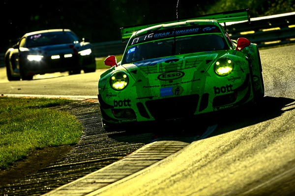 911 GT3 R (911), Manthey Racing: Romain Dumas, Richard Lietz, Frédéric Makowiecki, Patrick Pilet