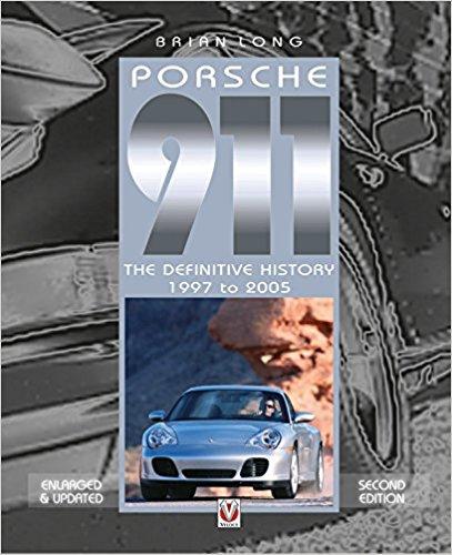 Porsche 911 Book Cover