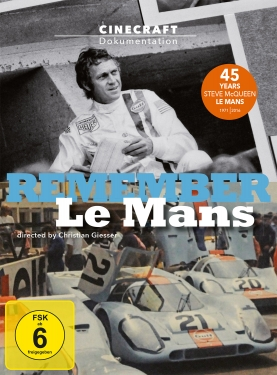 DVD Remember Le Mans
