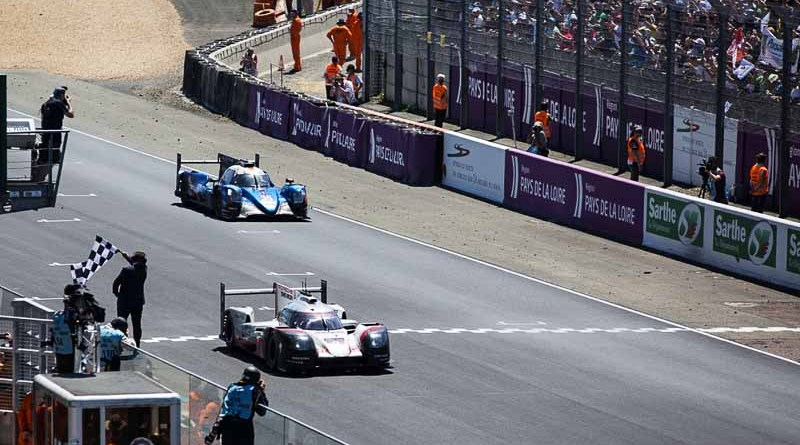 Facts and figures Le Mans 24H 2017 19th overall victory Porsche