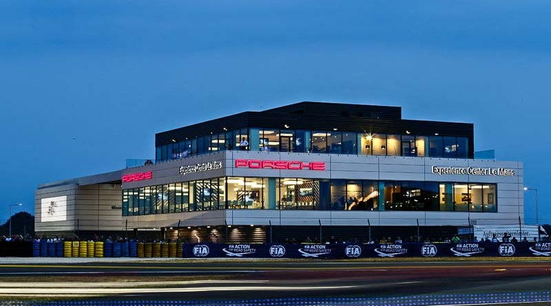 Porsche opens Experience Center in Le Mans