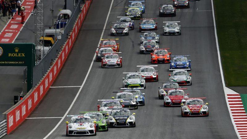 First Supercup win for Porsche Junior Matt Campbell