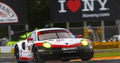 Porsche 911 RSR, Porsche GT Team (912): Laurens Vanthoor, Gianmaria Bruni